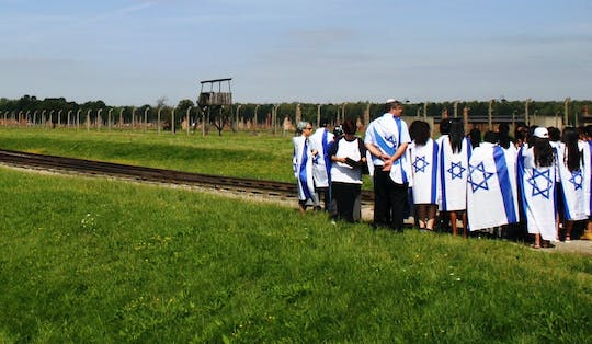Auschwitz-Birkenau Museum and Wieliczka Salt Mine full day tour from Krakow
