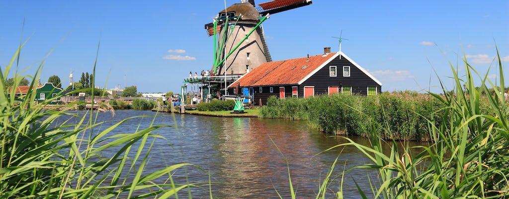 Excursión guiada en español a los molinos de Zaanse Schans, Edam, Volendam y Marken desde Ámsterdam
