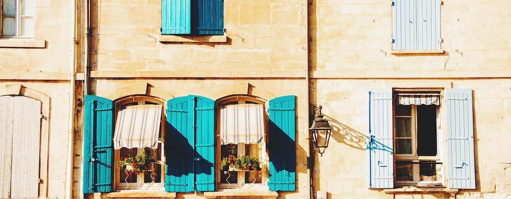 Visit Arles, Les Baux de Provence and St Remy de Provence