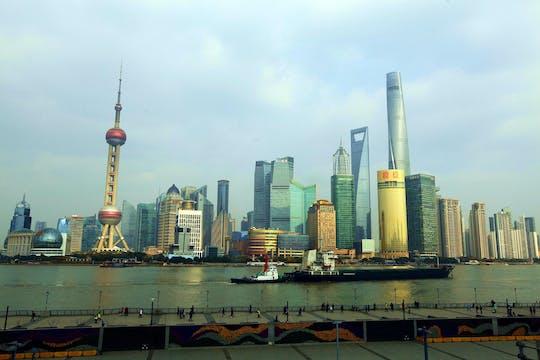 Шанхай полдня