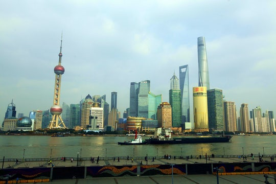 Shanghai half day tour
