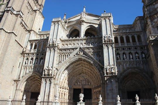 Visite de Tolède pour les explorateurs au départ de Madrid