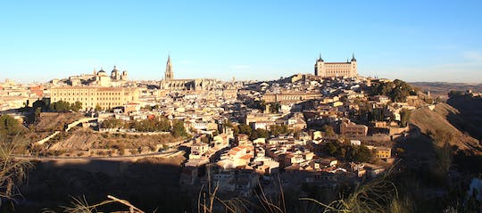 Toledo guided tour from Madrid with visit of a local winery