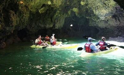 Ver la ciudad,Actividades,Visitas en barco o acuáticas,Actividades acuáticas,Kayak y Snorkel