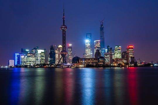 Китайская акробатика и Шанхай вечерняя экскурсия