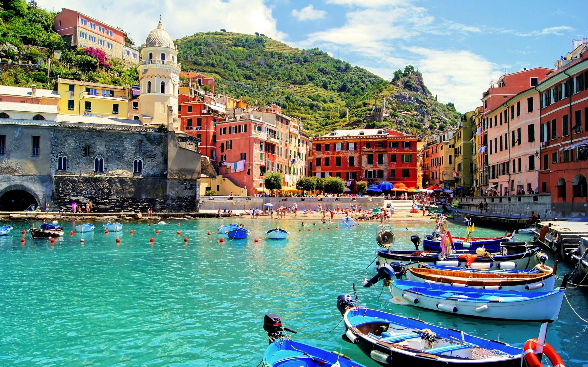 Salir de la ciudad,Excursiones de un día,Excursión a Cinque Terre