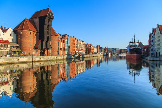 Gdansk Old Town private walking tour