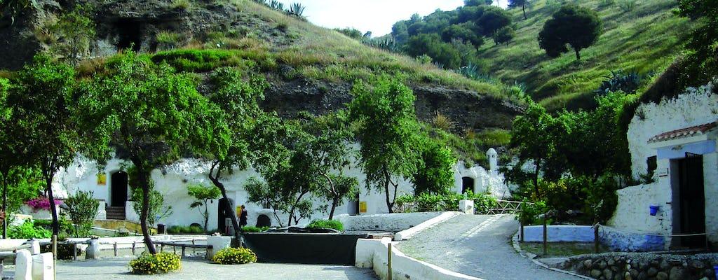 Biglietti per il Museo Cuevas del Sacromonte