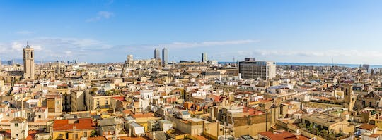 Grand city tour of Barcelona with optional entrance fee to Poble Espanyol and lunch