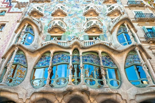 Casa Batlló tickets and video guide with optional skip-the-line entrance