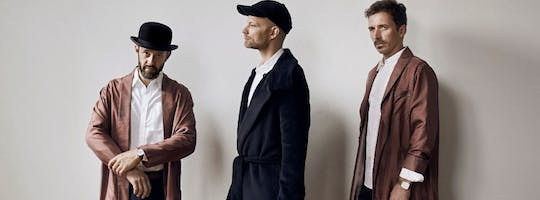 Msc Presents Whomadewho Live @ Apolo (main Room)