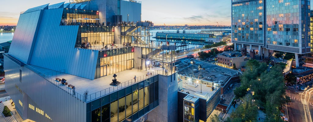 Whitney Museum of American Art biglietti espressi