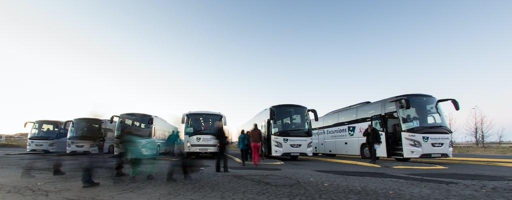 Traslado del hotel al aeropuerto internacional de Keflavik