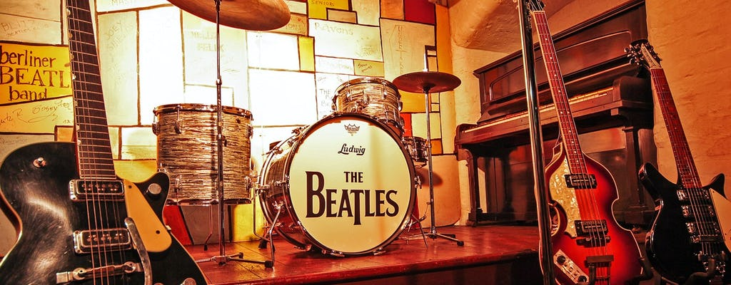 Biglietti per la mostra The Beatles Story