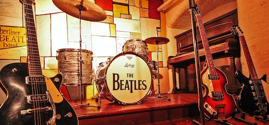 The Beatles Story exhibition tickets