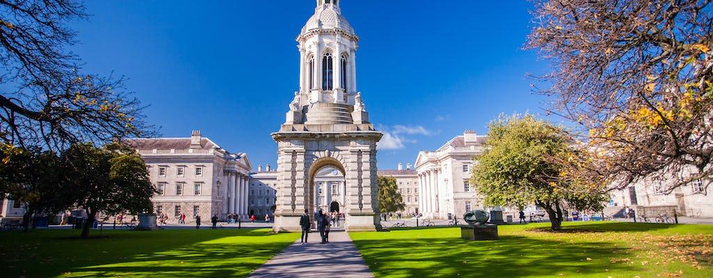 Tour a piedi di Dublino con guida