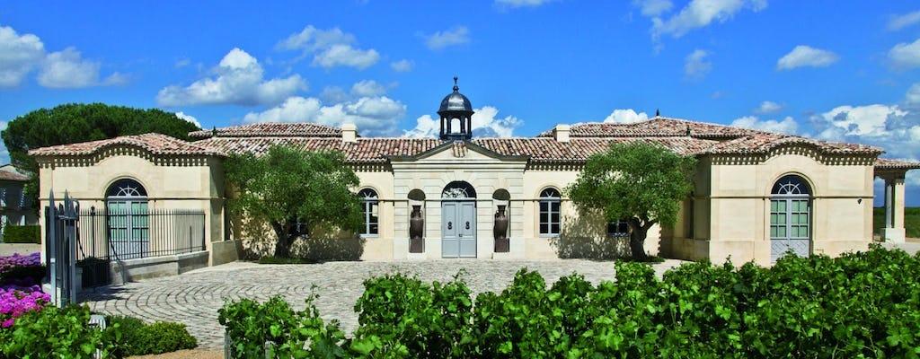 Full-day Saint Emilion wine-tour from Bordeaux