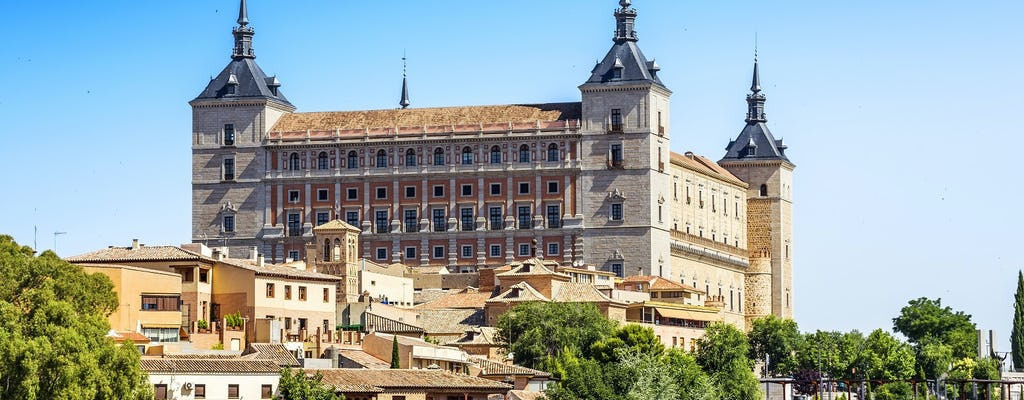 Day tour to Toledo from Madrid by luxury bus with guided visit and panoramic tour