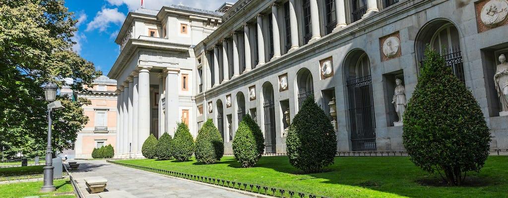 Prado Museum skip-the-line tickets and El Retiro Park guided tour