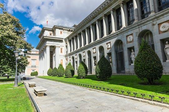 Billets coupe-file pour le musée du Prado et visite guidée du parc du Retiro
