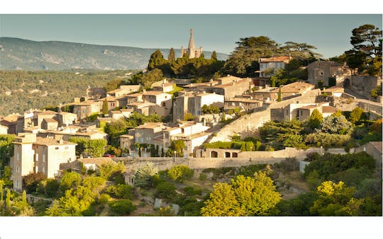 Half-day tour in the hilltop villages in Luberon from Aix en Provence