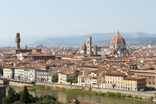Tour a piedi di mezza giornata a Firenze e biglietti salta fila per l'Accademia
