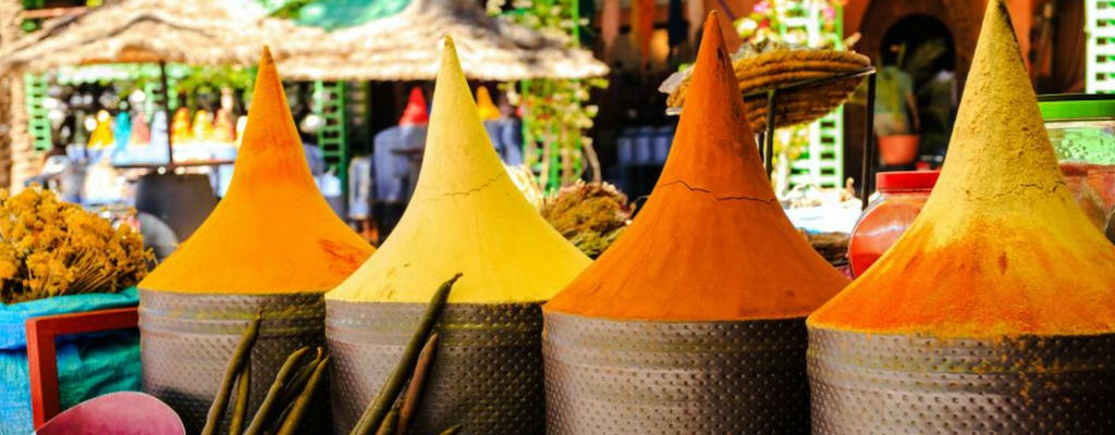 3-Hour monuments & souks walking tour in Marrakech