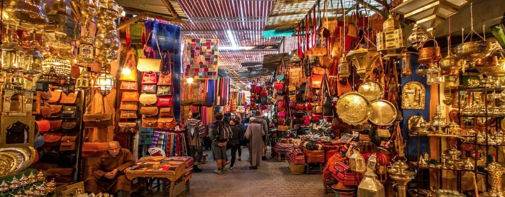 Marrakesz Całodniowa wycieczka z lunchem