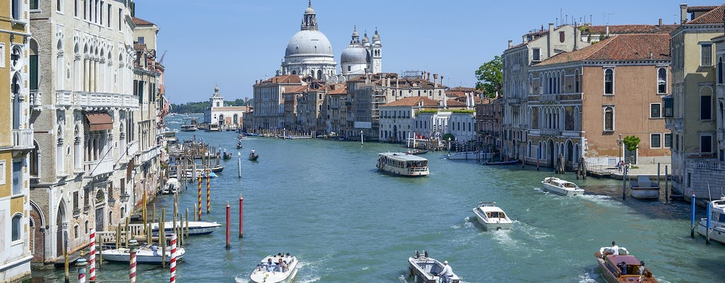 Private tour on the footsteps of Commissario Brunetti in Venice