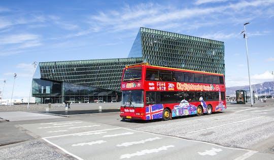 Excursion en bus à arrêts multiples à Reykjavík