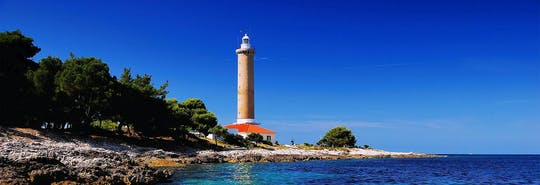 Saharun Beach Ganztagestour ab Zadar