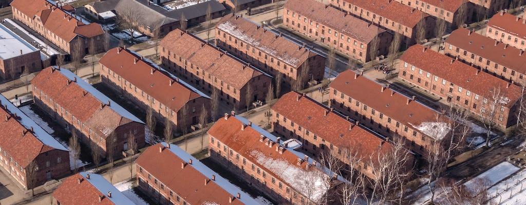 Visita guidata del museo di Auschwitz-Birkenau da Cracovia con transfer