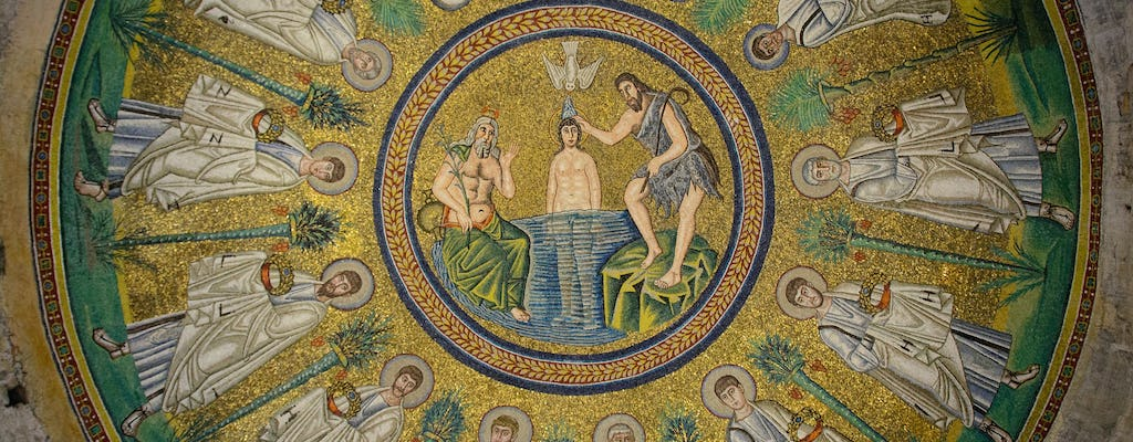 Full-day private tour of Ravenna with mosaics admission