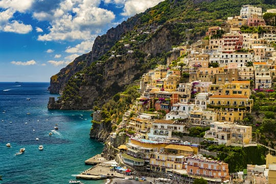 Private Amalfi Coast tour with Pompeii