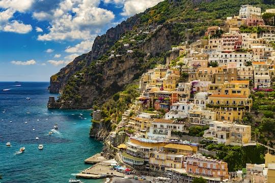 Tour da Costa Amalfitana Privada com Pompéia