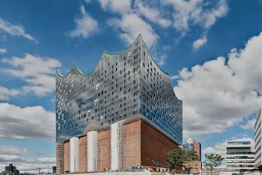 Hamburg Speicherstadt and Elbphilharmonie Plaza tour