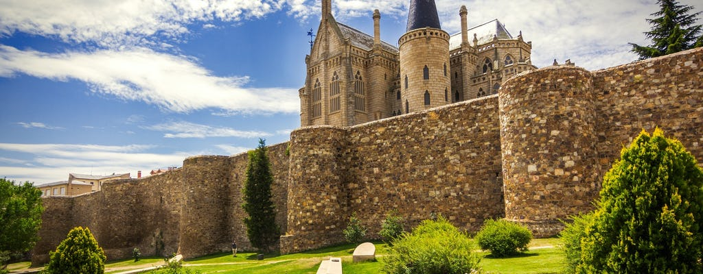 Les billets de Gaudi Palace Astorga skip-the-line