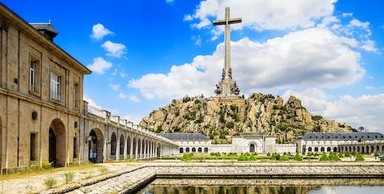 Full-day Tour to El Escorial, the Valley of the Fallen and Toledo