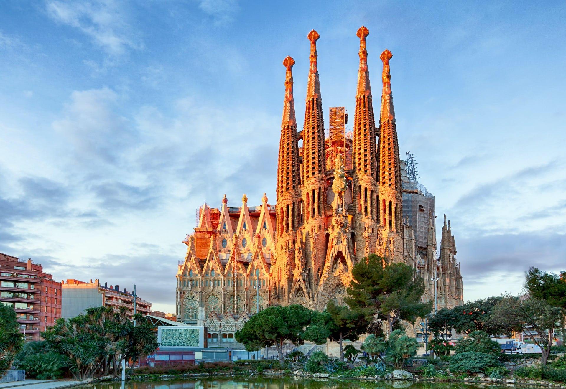Sagrada Familia tickets voor snelle toegang en bezoek met gids