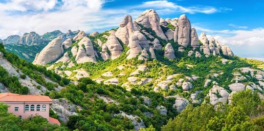 Montserrat half-day tour by cogwheel train