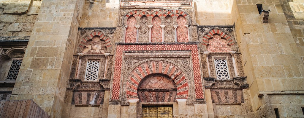 History of the Cathedral-Mosque of Córdoba: guided tour