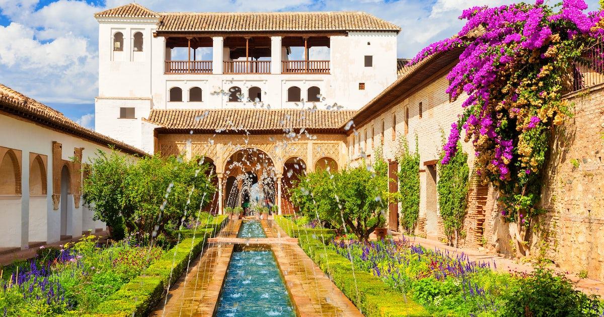 Entradas sin colas a la alhambra y el generalife y visita - Residencia los jardines granada ...