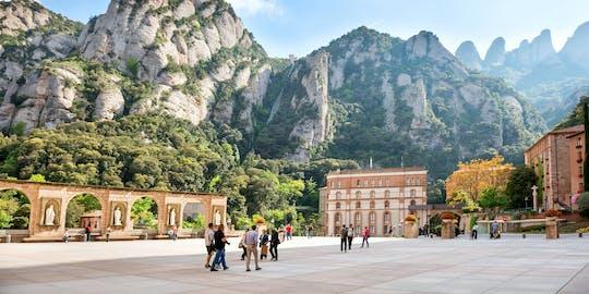 Wycieczka na Montserrat