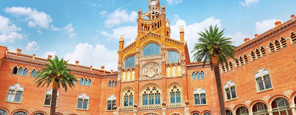 Visita guiada do site Art Nouveau de Sant Pau