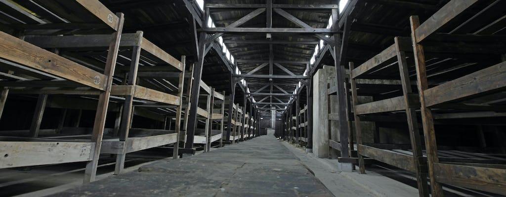 Visita de un día a Auschwitz-Birkenau y a la Fábrica de Oskar Schindler desde Cracovia