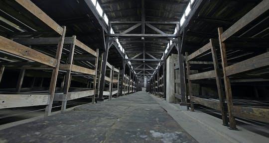 Full-Day Auschwitz-Birkenau and Oskar Schindler Factory Tour from Krakow