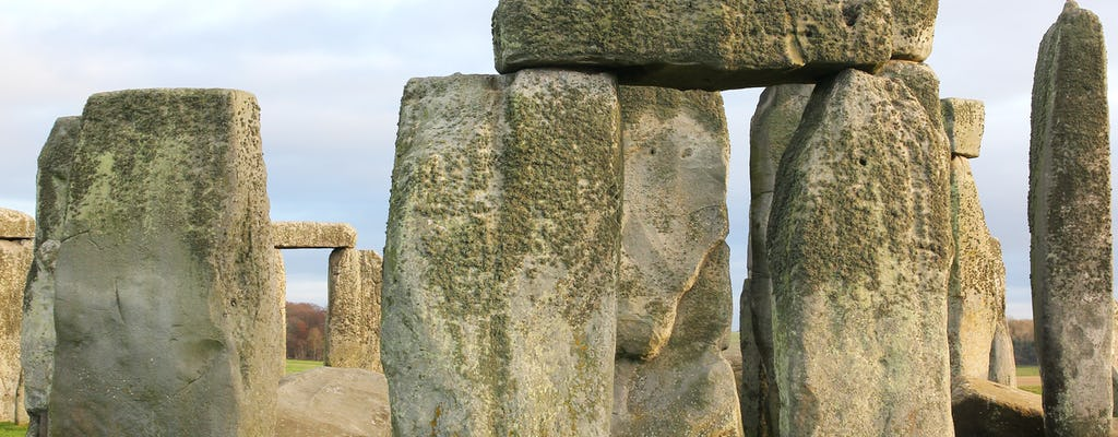 Stonehenge, Windsor and Bath day trip