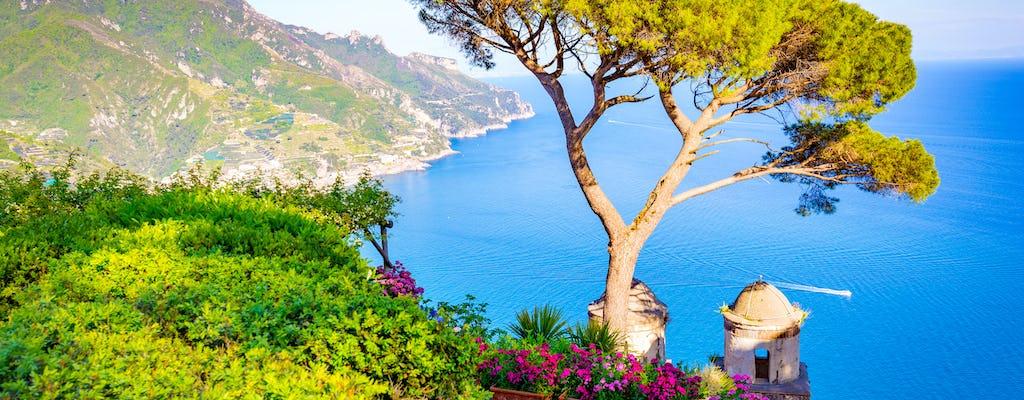 Excursión a la Costa Amalfitana desde Nápoles
