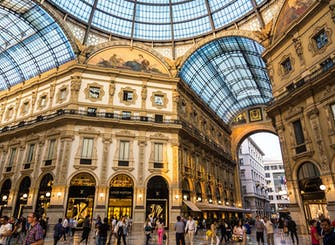 Milan Highline Galleria tour