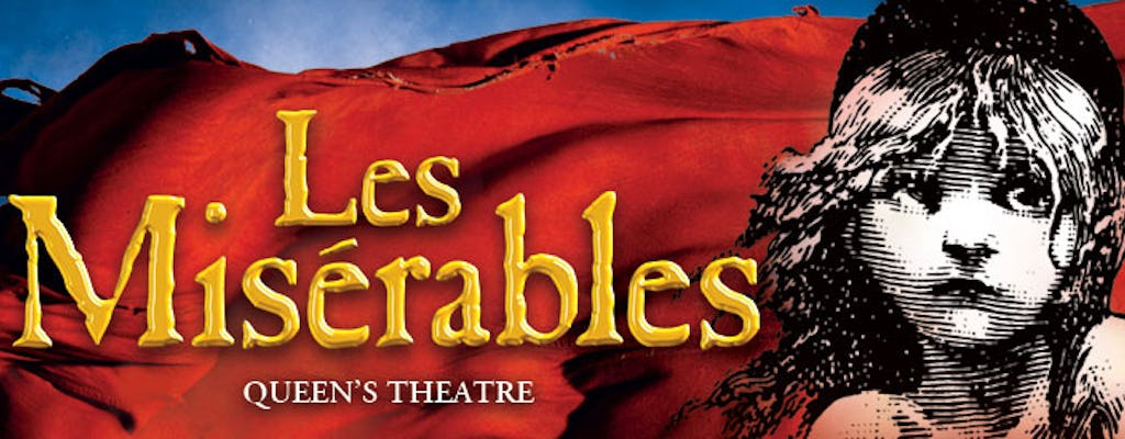 Bilety na koncert Les Miserables at Queens Theatre